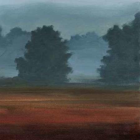 Early Morning Mist II Digital Print by Harper, Ethan,Impressionism