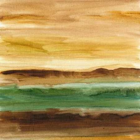 Vista Abstract II Digital Print by Harper, Ethan,Impressionism