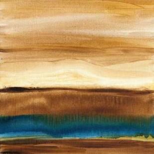 Vista Abstract III Digital Print by Harper, Ethan,Impressionism