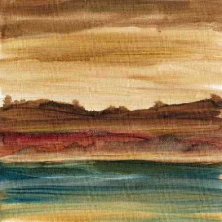 Vista Abstract IV Digital Print by Harper, Ethan,Impressionism