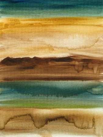 Vista Abstract V Digital Print by Harper, Ethan,Impressionism