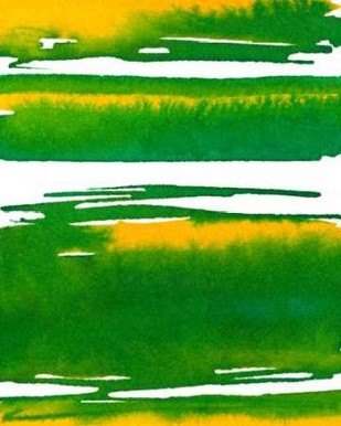 Saturated Spring I Digital Print by Stramel, Renee W.,Abstract