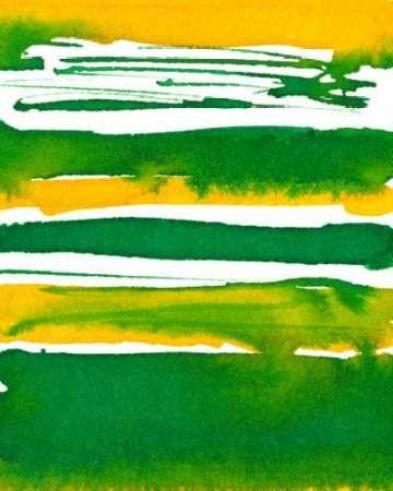 Saturated Spring II Digital Print by Stramel, Renee W.,Abstract
