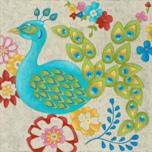 Flores II Digital Print by Zarris, Chariklia,Decorative