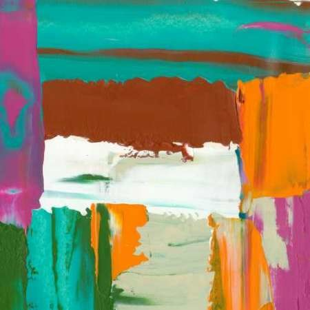 Neon City IV Digital Print by Goldberger, Jennifer,Abstract