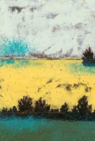 Hedges I Digital Print by Goldberger, Jennifer,Impressionism