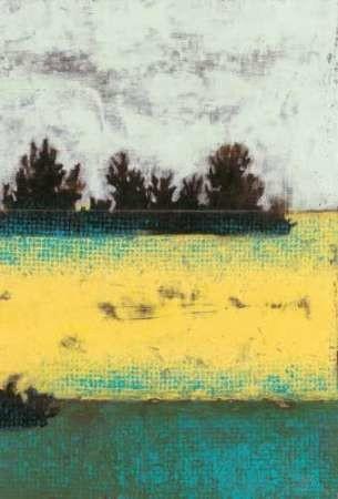 Hedges II Digital Print by Goldberger, Jennifer,Impressionism