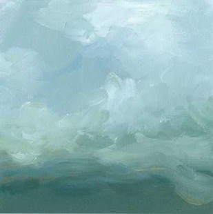 Mountain Mist II Digital Print by Harper, Ethan,Impressionism