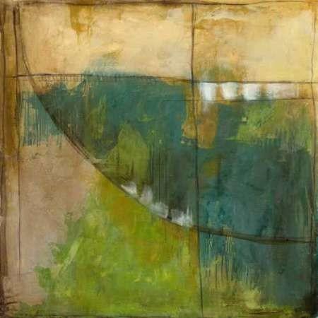 Four Corners III Digital Print by Goldberger, Jennifer,Abstract
