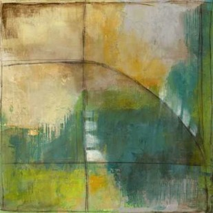 Four Corners IV Digital Print by Goldberger, Jennifer,Abstract