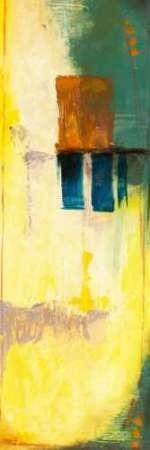 Aquamarine Aura V Digital Print by Goldberger, Jennifer,Abstract