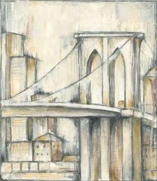 Urban Bridgescape I Digital Print by Goldberger, Jennifer,Decorative