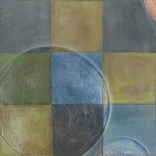 Circumspect III Digital Print by Vess, June Erica,Geometrical