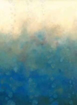 Sea and Sky I Digital Print by Zarris, Chariklia,Abstract