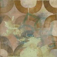 Garden Link III Digital Print by Meagher, Megan,Abstract