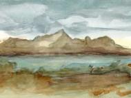 Plein Air Landscape I Digital Print by Harper, Ethan,Impressionism