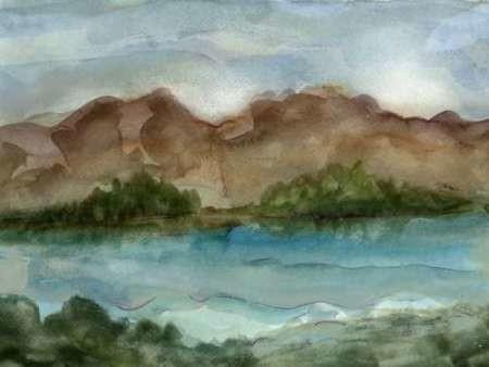 Plein Air Landscape IV Digital Print by Harper, Ethan,Impressionism