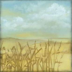 Through The Wheatgrass I Digital Print by Goldberger, Jennifer,Impressionism
