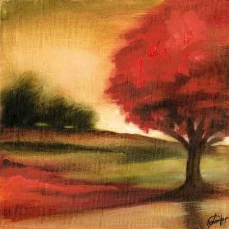 Harvest Maple I Digital Print by Harper, Ethan,Impressionism