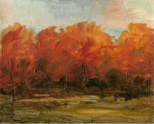 Auburn Vista II Digital Print by Harper, Ethan,Impressionism