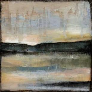Misty Horizon I Digital Print by Goldberger, Jennifer,Impressionism