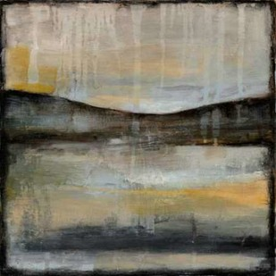 Misty Horizon II Digital Print by Goldberger, Jennifer,Impressionism