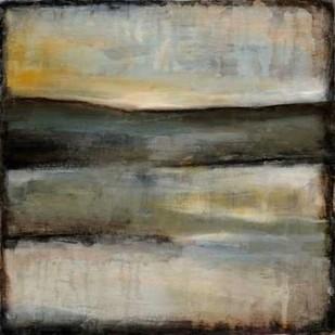 Misty Horizon III Digital Print by Goldberger, Jennifer,Impressionism