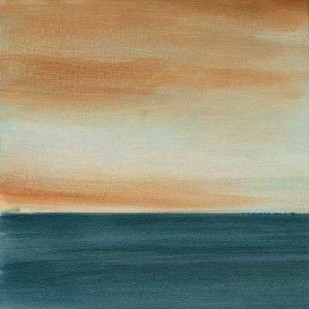 Coastal Vista IV Digital Print by Harper, Ethan,Abstract