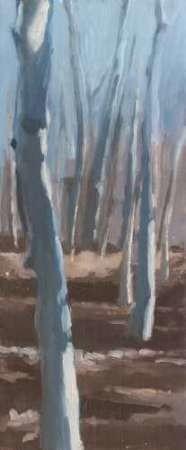 Winter Solstice III Digital Print by Harper, Ethan,Impressionism