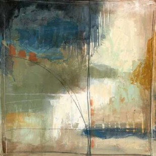 Maritime Vision I Digital Print by Goldberger, Jennifer,Abstract