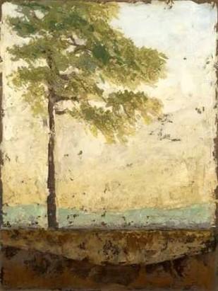 Soliloquy I Digital Print by Meagher, Megan,Impressionism