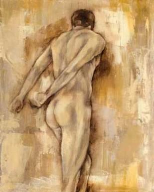 Nude Figure Study IV Digital Print by Goldberger, Jennifer,Impressionism