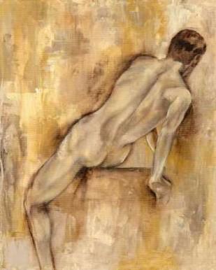 Nude Figure Study VI Digital Print by Goldberger, Jennifer,Impressionism