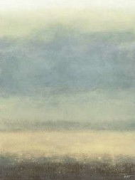 Coastal Rain I Digital Print by Wyatt Jr., Norman,Abstract