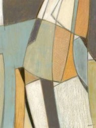 Structure I Digital Print by Wyatt Jr., Norman,Cubism