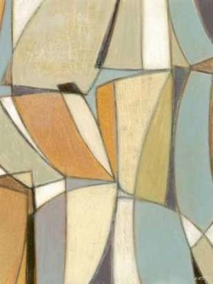 Structure II Digital Print by Wyatt Jr., Norman,Cubism
