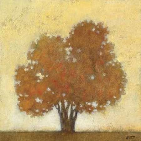 Autumn Morning Digital Print by Wyatt Jr., Norman,Impressionism