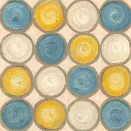 Mari I Digital Print by Deans, Karen,Abstract