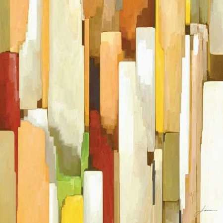 Monument I Digital Print by Burghardt, James,Abstract