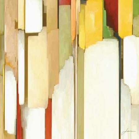 Monument II Digital Print by Burghardt, James,Abstract