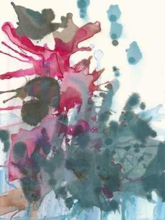 Sea Splotch Digital Print by Fuchs, Jodi,Abstract