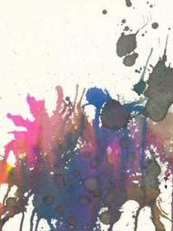 Exuberant Splotch Digital Print by Fuchs, Jodi,Abstract