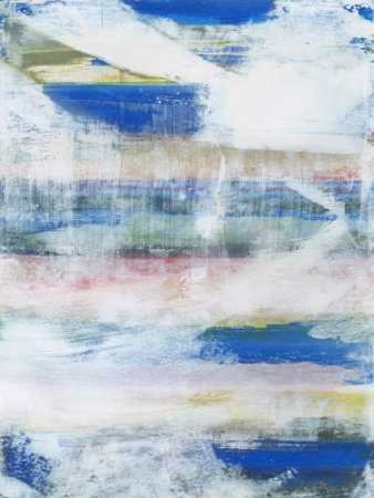 White Wash II Digital Print by Fuchs, Jodi,Abstract