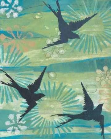 Swoop I Digital Print by Fuchs, Jodi,Decorative
