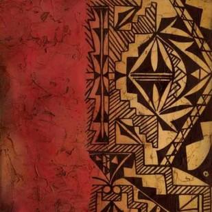 Native Tradition I Digital Print by Zarris, Chariklia,Decorative