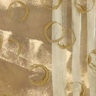 Golden Rule IX Digital Print by Meagher, Megan,Abstract