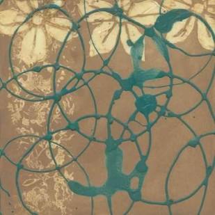 Axis I Digital Print by Goldberger, Jennifer,Abstract