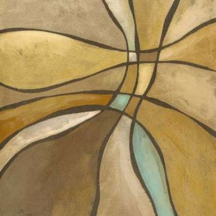 Desert Oasis I Digital Print by Meagher, Megan,Abstract
