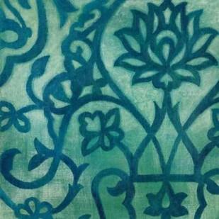 Persian Motif III Digital Print by Meagher, Megan,Decorative