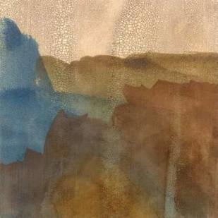 Mediterranean Impressions IX Digital Print by Meagher, Megan,Abstract